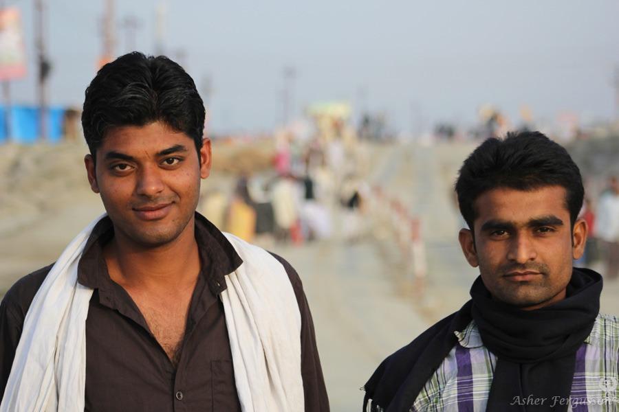face of kumbh mela