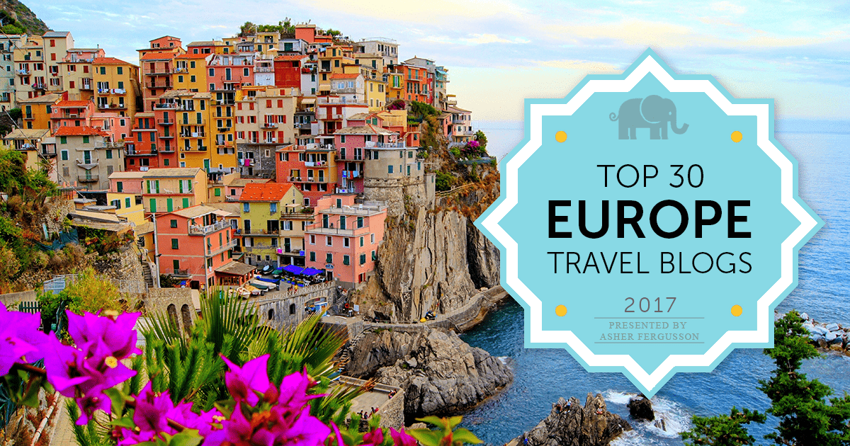 Top Europe Travel Blogs For Serious Wanderlust In - Europe trip