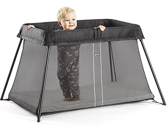 3 Travel Crib Aka Play Pen In Our Experience The Baby Bjorn Is Best Of When It Comes To Cribs